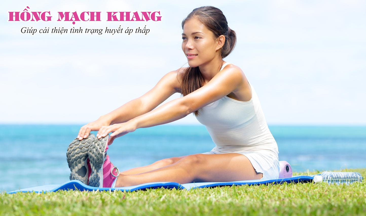 Tập thể dục đúng cách giúp cải thiện triệu chứng huyết áp thấp hiệu quả